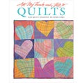 Design Originals-All My Thanks And Love To Quilts