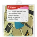 Fabric Sewing Machine Cover-15-1/2
