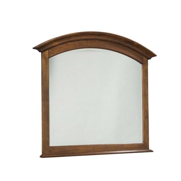 Intercon Shaker Simplicity Solid Birch 49-inch Wide Mirror