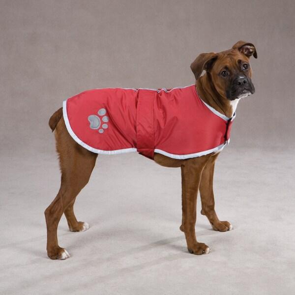 Zack & Zoey Nor'easter Red Blanket Coat