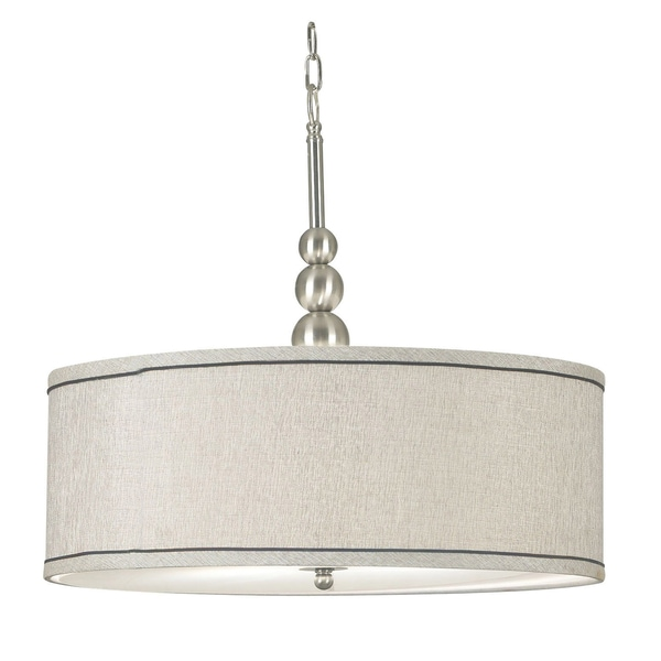 Stewart 3 Light Pendant