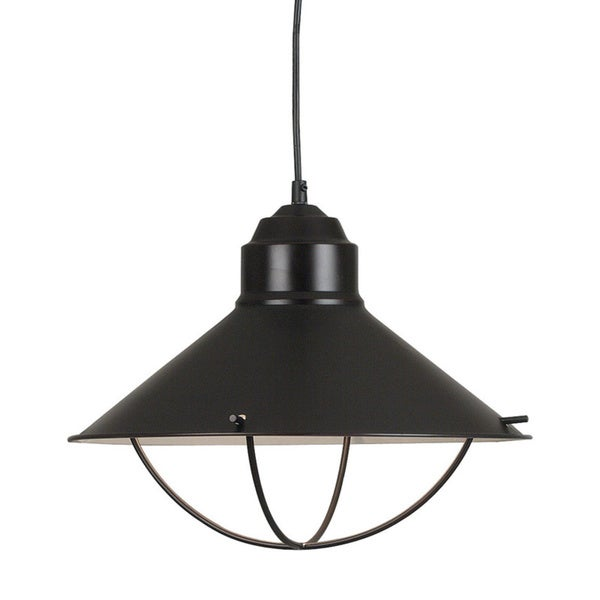 Olinda 1-light Bronze Pendant