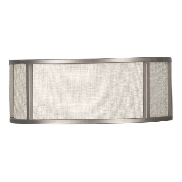 Scopello 2-light Bronze Wall Sconce