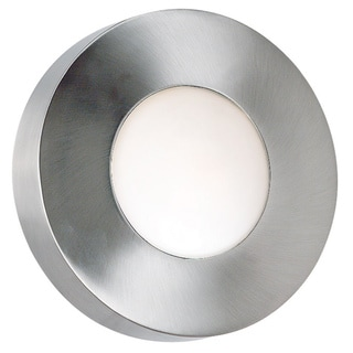 Dalya 1-light Aluminum Round Sconce/ Flush Mount
