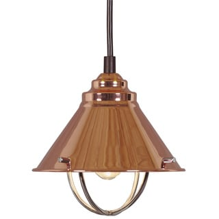 Olinda 1-light Copper Mini Pendant