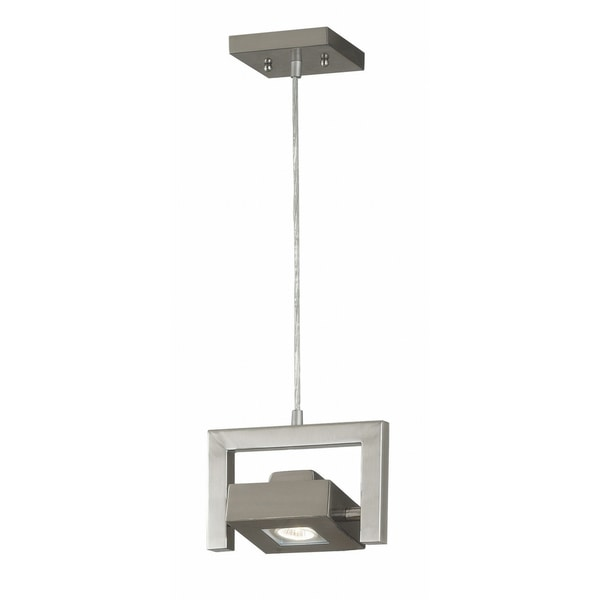 Gadsden 1-light Steel Mini Pendant