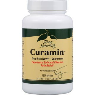 Terry Naturally Curamin (120 Capsules)