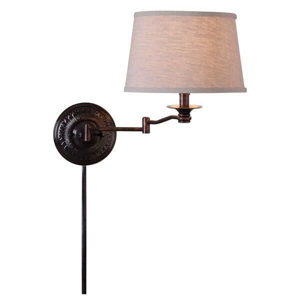 Pedara Wall Swing Arm Lamp