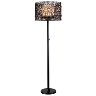 Burcei Indoor/ Outdoor Floor Lamp