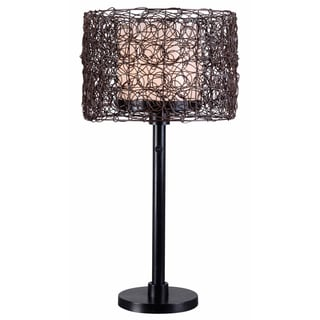 Burcei Indoor/ Outdoor Table Lamp