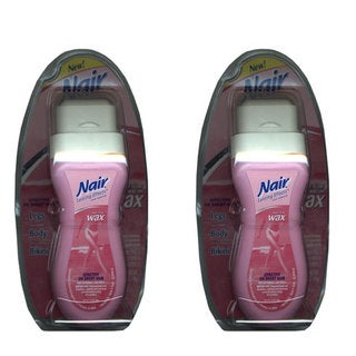 Nair Ready to Use Roll-on Wax (Pack of 2)
