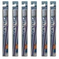 Dentax Medium Full Head Toothbrush (Pack of 6)