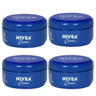 Nivea 3.3-ounce Moisturizing Creme (Pack of 4)