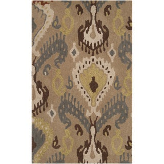 Hand-tufted Snyder Rug (5' x 8')