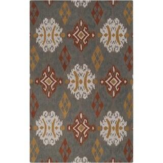 Hand-tufted Coweta Rug (5' x 8')