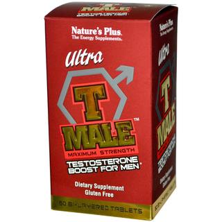 Nature's Plus Ultra T Male Max Strength (60 Tablets)
