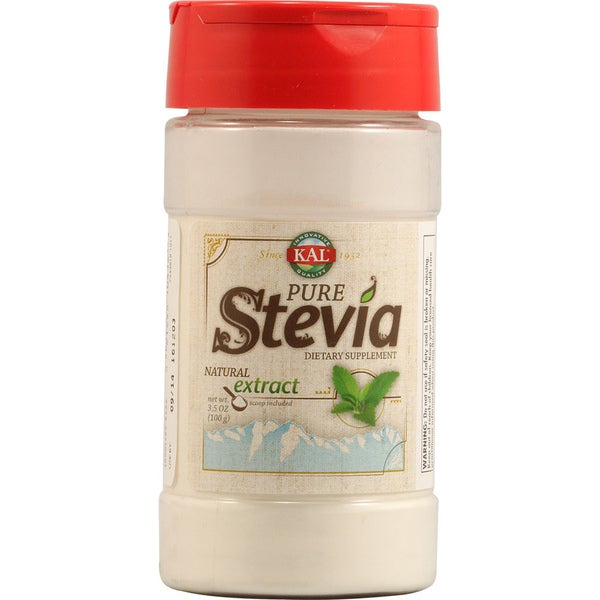 Kal Pure Stevia 3.5-ounce Extract Powder