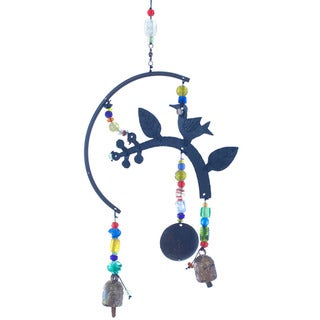 A Backyard Tradition Wind Chime (India)