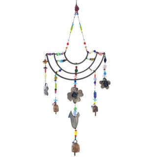 Bird's Nest Wind Chime (India)