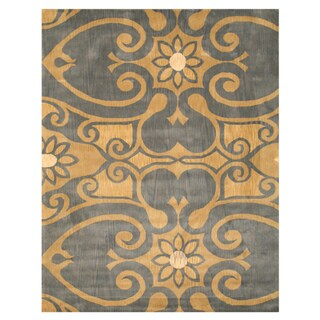 Hand Tufted Wool Brandon Rug (5' x 8')