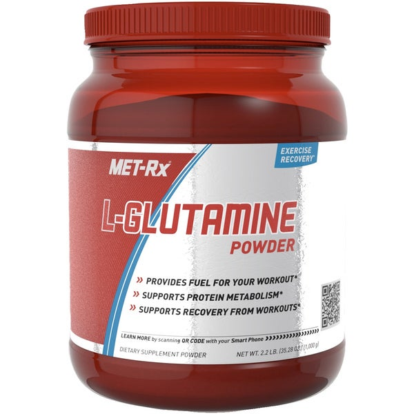 MET-Rx Glutamine Powder