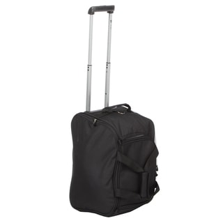 Heys USA D1023 EZ-4 19-inch Carry On Rolling Upright Duffel Bag