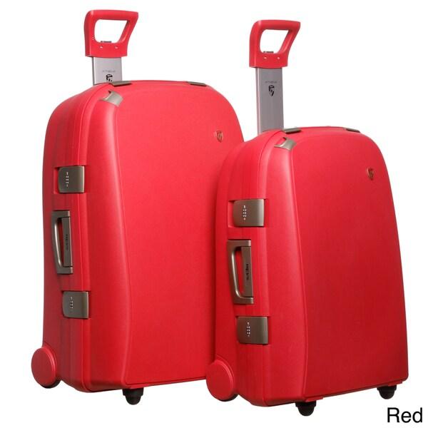 Heys USA Athena 2-piece Hardside Luggage Set
