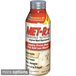 MET-Rx Original Meal Replacement RTD (Pack of 12)