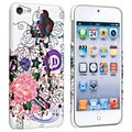 BasAcc Flower Rear Style 20 Case for Apple iPod Touch Generation 5