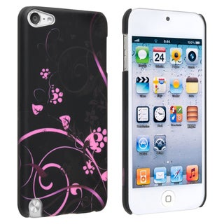 BasAcc Flower Rear Style 12 Case for Apple iPod Touch Generation 5