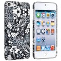 BasAcc Flower 36 Rubber Coated Case for Apple iPod Touch Generation 5