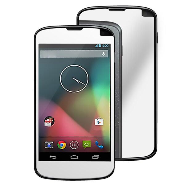 BasAcc Mirror Screen Protector for LG Nexus 4 E960