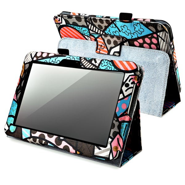 BasAcc Fabric Case with Stand for Amazon Kindle Fire HD 7-inch