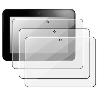 INSTEN Clear Screen Protector for Amazon Kindle Fire HD 8.9-inch (Pack of 3)