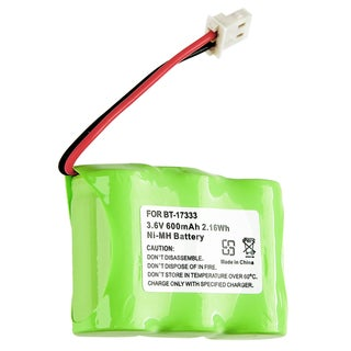 BasAcc Ni-MH Battery for Cordless Phone VTECH BT-17333