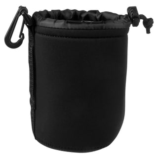 BasAcc Medium Neoprene Camera Lens Bag