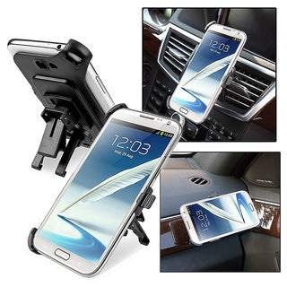 INSTEN Car Air Vent Phone Holder for Samsung Galaxy Note II N7100