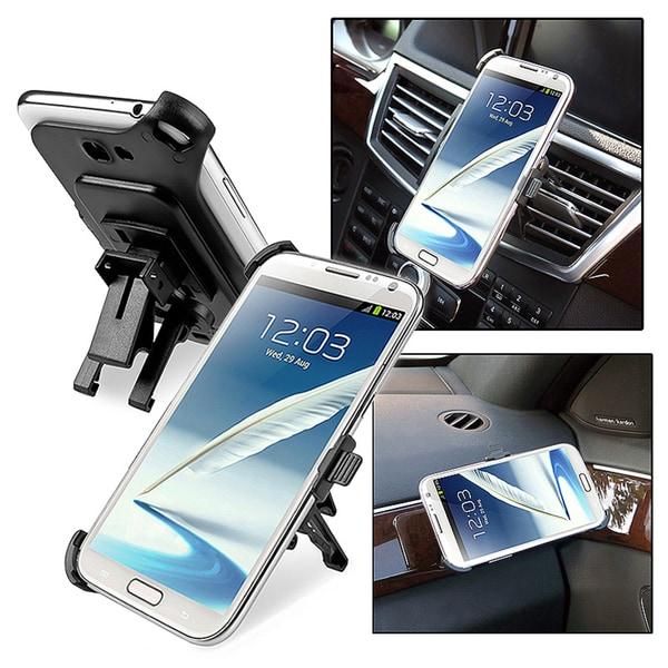 INSTEN Car Air Vent Phone Holder for Samsung Galaxy Note II N7100