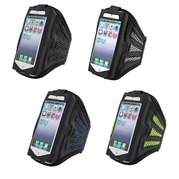 INSTEN Deluxe ArmBand for Apple iPhone 5/ iPod/ 5S