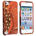 BasAcc Orange Rubber Case for Apple� iPod touch 5th Generation