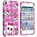 BasAcc Pink Rubber Case for Apple� iPod touch 5th Generation