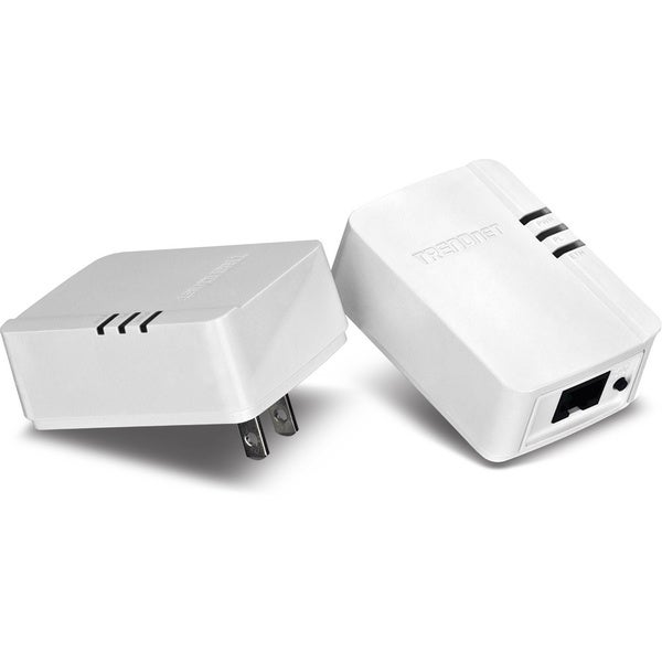 TRENDnet Powerline 200 AV Nano Adapter Kit (Set of 2)