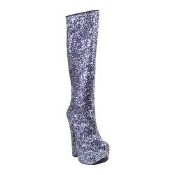 Women's Luichiny Hot To Trot Pewter Glitter