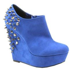 Women's Luichiny Yet To Be Cobalt Blue Imi Suede
