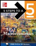 5 Steps to a 5 AP Macroeconomics, 2014-2015 (Paperback)