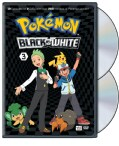 Pokemon Black And White Set 3 (DVD)