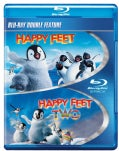 Happy Feet 1 & 2 (Blu-ray Disc)