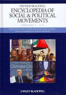 The Wiley-Blackwell Encyclopedia of Social and Political Movements (Hardcover)