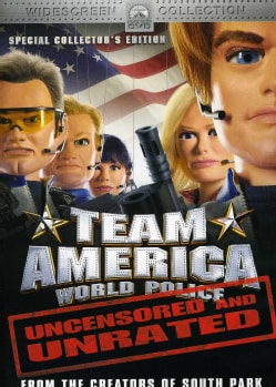 TEAM AMERICA WORLD POLICE