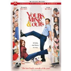 Yours, Mine & Ours (DVD)